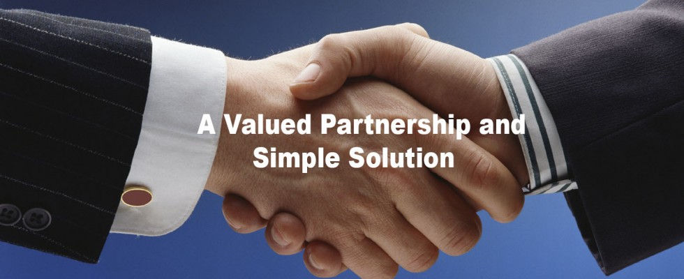 A Valued Partnership and Simple Solution